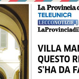 Villa Manzoni  La bella sconosciuta