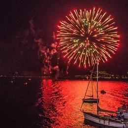 La festa del lago subisce gli Europei  ma chiude in bellezza
