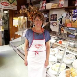 Pinuccia in pensione  Chiude il negozio dopo 40 anni