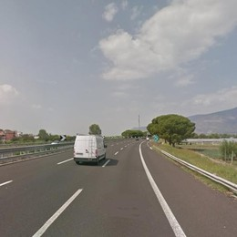 Lurago d'Erba, muore in autostrada
