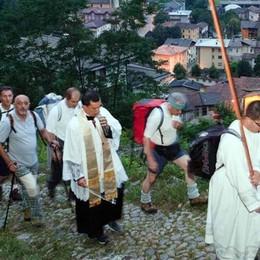 In processione a Biandino  Un rito che si ripete da 180 anni