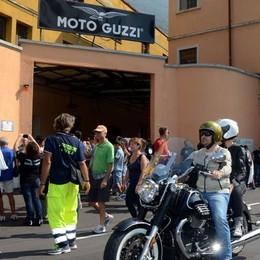 Moto Guzzi, giorni d'oro  Ora cresca il turismo