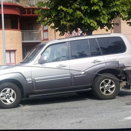 Incidente a Canzo  Ferito motociclista