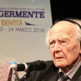 Addio Bauman, svelò la crisi  della modernità   Guarda qui il suo intervento a Lecco