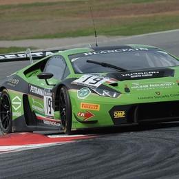 Beretta e la sua Lamborghini  Correrà alla 24 Ore di Daytona