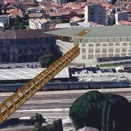 Comune senza spazi  Un progetto lo amplia  e lo collega alla ferrovia