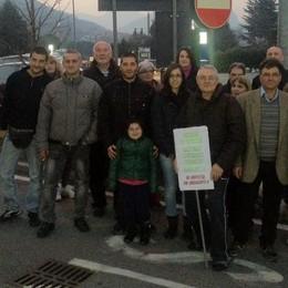 Via Spluga, arrivano le zebre  La proteste hanno fatto centro