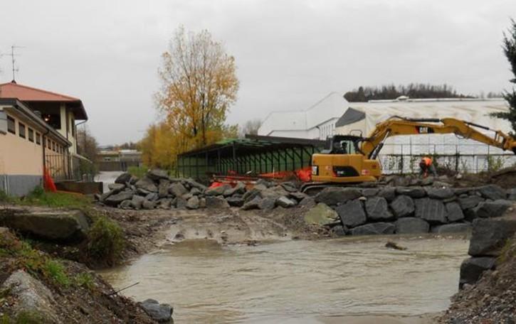 Al via il megaprogetto contro le alluvioni  Oggiono, il Comune occupa i terreni