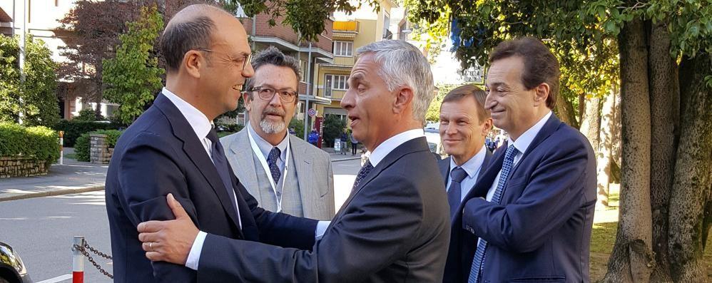 Frontalieri e tasse  Intesa non prima del 2019