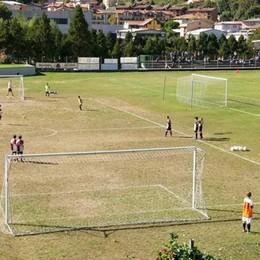 """Un campetto da calcio a misura di ragazzi  Il centro """" Rio Torto"""" si amplia"""