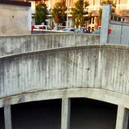 Apre in via Nassiriya  un nuovo parcheggio