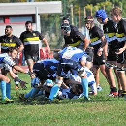 Il Rugby Lecco  alla prima vittoria