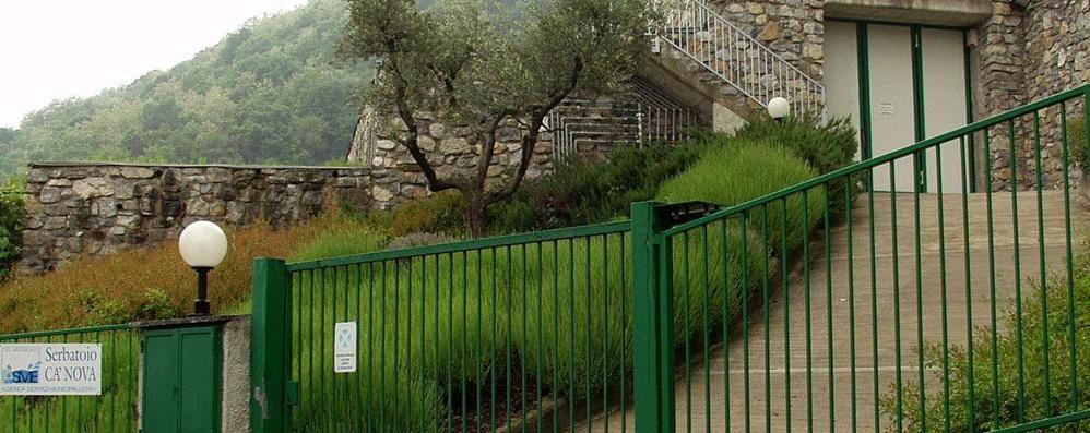 """Erba va alla """"guerra del rubinetto""""  «Troppo potere alla città di Como»"""