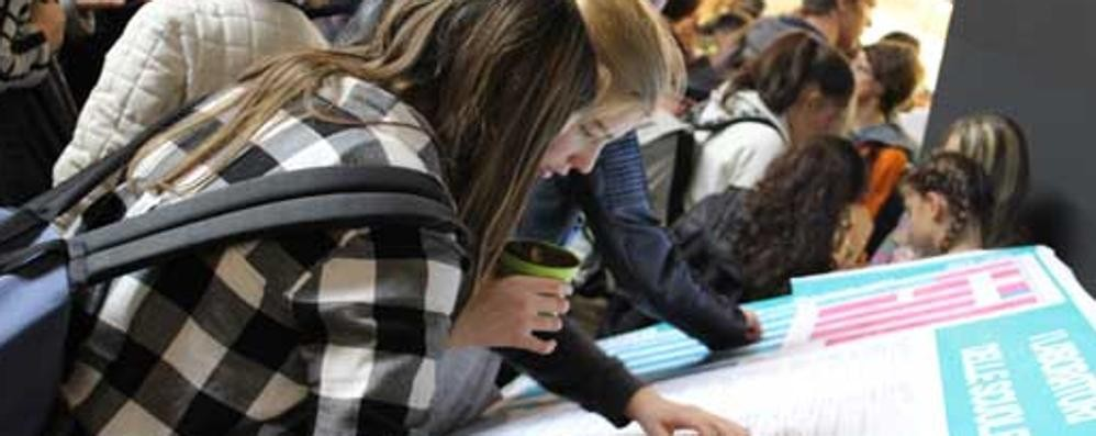 Young, l'aiuto all'orientamento  nella scuola dei 18 licei