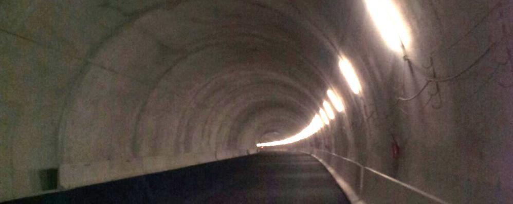 """Nuova 38 vicina allo """"svincolo Tartano""""  «A fine novembre si devierà il traffico»"""