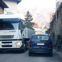 Riaperta la Lecco Ballabio  chiusa per un camion in avaria