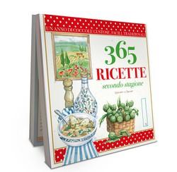 365 ricette secondo stagione