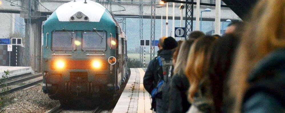 Cernusco, ragazza di Merate  muore travolta da un treno