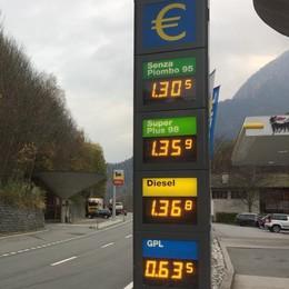 Benzina e cambio, effetti sul pieno   Ma la spesa in Italia resta conveniente