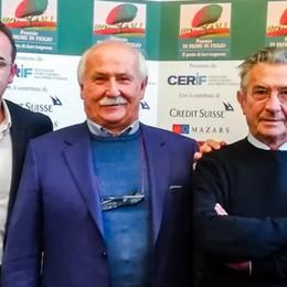 Le ditte Galbiati Family di Sirone  Premio al passaggio generazionale