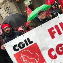 Cgil Lecco, in trecento  a Torino per le pensioni