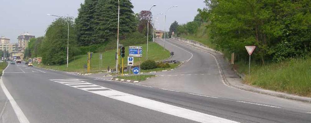 Via i semafori, ecco le rotonde  Appalto da 700mila euro