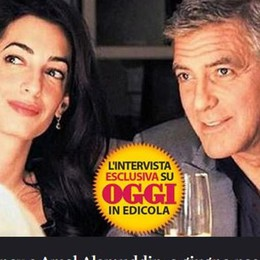 Matt Damon su Oggi:  Clooney papà di due gemelli