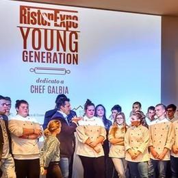 Raffica di medaglie per i giovani chef  Successo a Ristorexpo