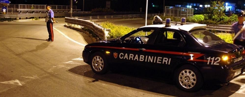 Ladri in azione a Nibionno  nelle case di Tabiago e Cibrone