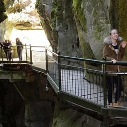 L'Orrido si rinnova con nuove passerelle  per attrarre più turisti