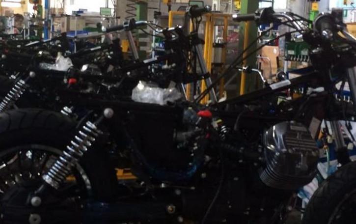 Moto Guzzi esente  dai dazi degli Usa