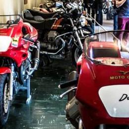 """Cent'anni della Moto Guzzi  Un """"supermuseo"""" nell'azienda"""