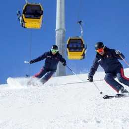 Multati quattro maestri di sci abusivi
