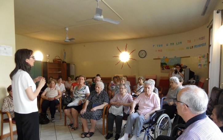 Fisioterapista gratis  Un nuovo sportello  rivolto agli anziani