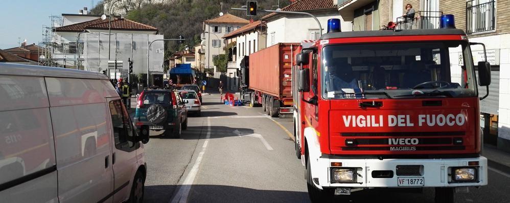 «Basta tragedie sulla ex Statale 639  Dateci la galleria sulla Lecco-Bergamo»