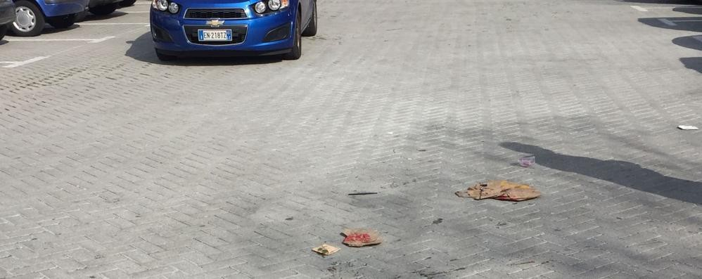 «Troppa sporcizia: chiudo il posteggio»  Linea dura del sindaco alle Torrette