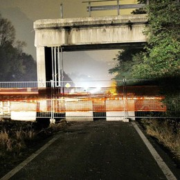 Annone, marcia per il ponte  sei mesi dopo il tragico crollo