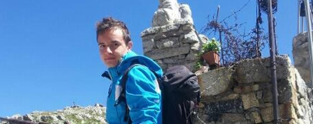 Domani a Osnago l'addio a Nicola Beretta  Il sogno di volare finito troppo presto