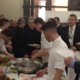 La cucina made in Lecco  Per i ministri dell'ultimo G7