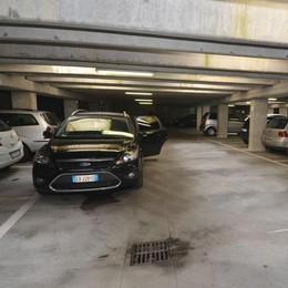 Oggiono, Troppi vandali  L'autosilo chiude di notte