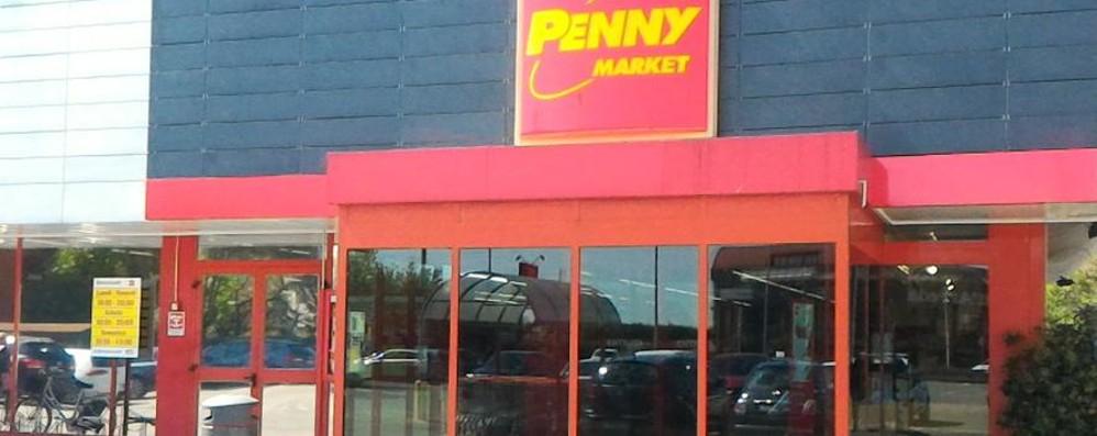 """Tentato furto al """"Penny""""   Assalto col gas alla cassaforte"""