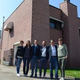 La nuova sede della Croce Verde  «È la casa dei nostri volontari»