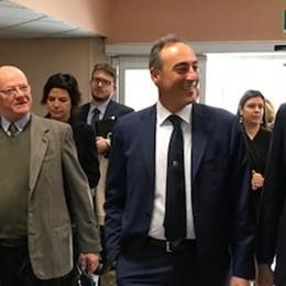 Firmato l'accordo per pneumologia  A settembre 22 posti letto al Mandic