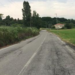 Sartirana, l'anello pedonale è servito  Un percorso sicuro lungo 4 chilometri