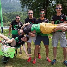 Festa dello sport in Valsassina  Grandi e piccini, un pienone