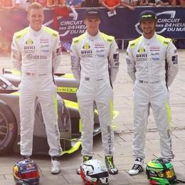 Bentornato Marco Bonanomi    Correrà alla 24 Ore di Le Mans