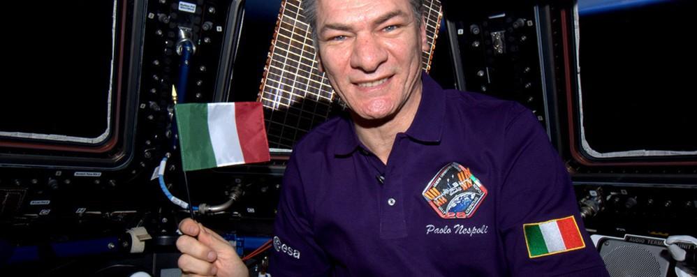 Paolo Nespoli, a 60 anni nello Spazio e 10 regole per vivere tra le stelle