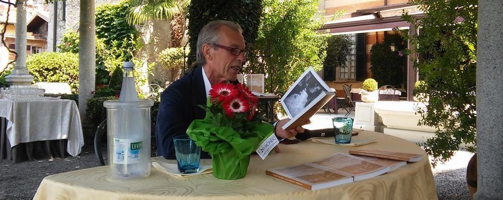 Varenna ispira la fantasia   L'ex sindaco diventa scrittore
