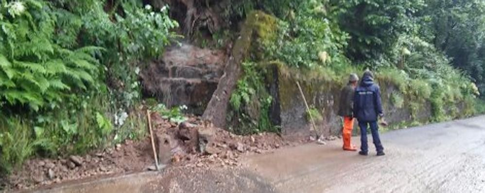 «Basta tagli, le strade vanno sistemate»  L'appello di Pasquini alla Provincia