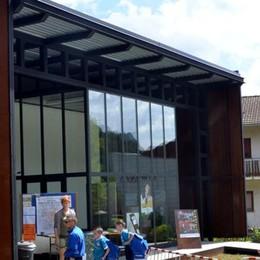 La Regione approva il finanziamento  Palestra di arrampicata a Ballabio